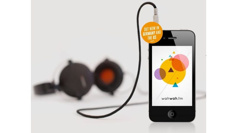 Your iPhone Is the Radio Station with Wahwah.fm