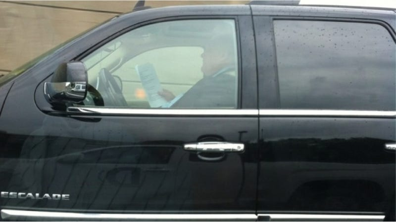 Rob Ford Finally Getting A Driver Because Holy Crap He Didn't Already?