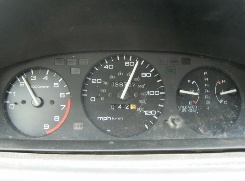 Adventures In Speedometer Replacement, or: How Honda Builds Good Stuff For Cheap