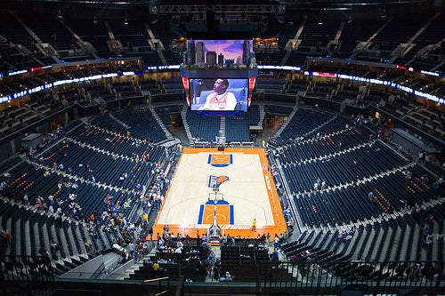 Fewer People Watch The Bobcats On TV Than Actually Go To Games
