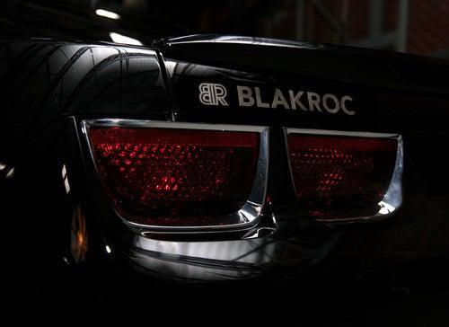 BlakRoc Camaro SS