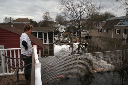 Storm Ravaged Staten Island Is Really Mad That the Marathon Is Still Happening