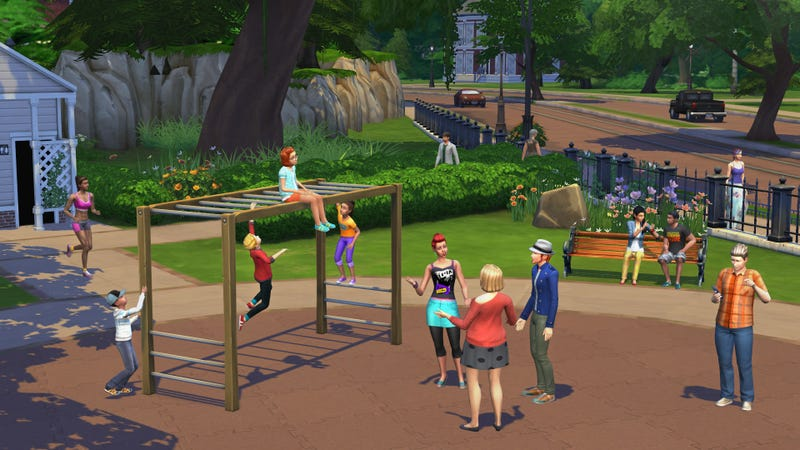 Why Pools and Toddlers Won't Be in The Sims 4