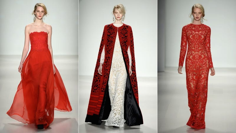 Tadashi Shoji: For the Regal Sensualist in You