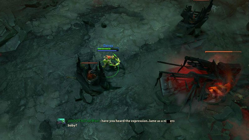Racist Comment Leads DOTA 2 Commentator To Apologize To Community