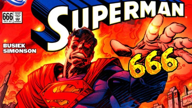 Is Superman the Antichrist?