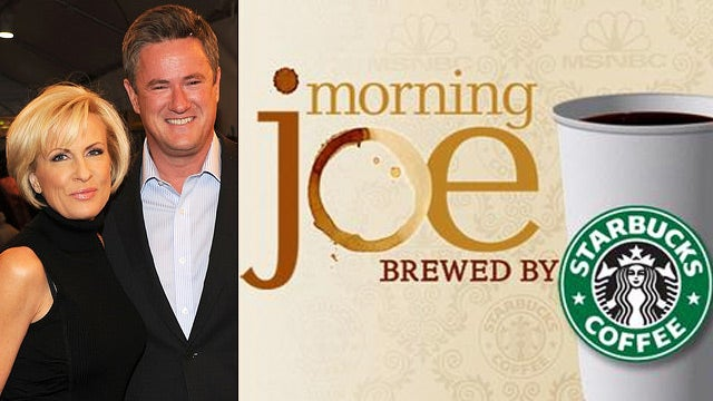 Starbucks PR Department Outsourced to Morning Joe
