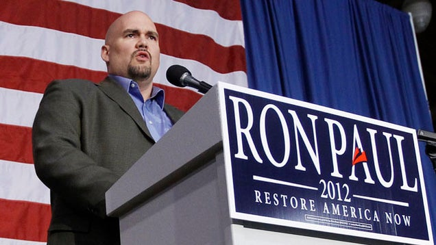 Michele Bachmann's Iowa Chair Flees, Seeks Solace With Ron Paul