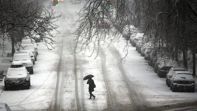Entire Nation Is Sick and Tired of This Bullshit Winter Weather