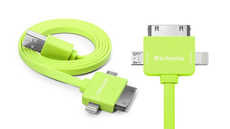 The Last USB Sync Cable You May Ever Need