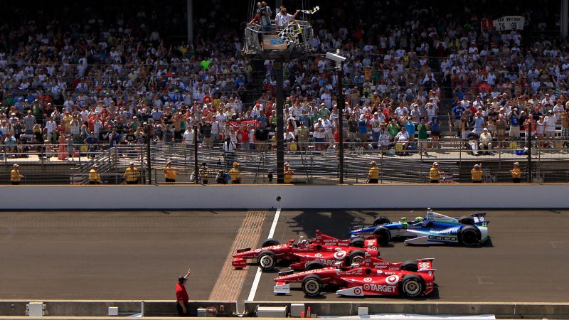 How To Survive A Run In The Indy 500