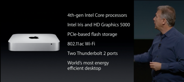 The Mac Mini Is Back with Speedy New Guts
