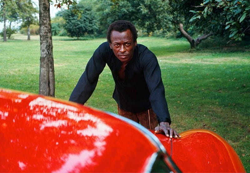 Are All of Miles Davis's Cars Cool by Default?