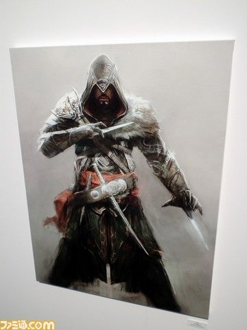 Assassin's Creed Brought to Life by Famed Japanese Artists
