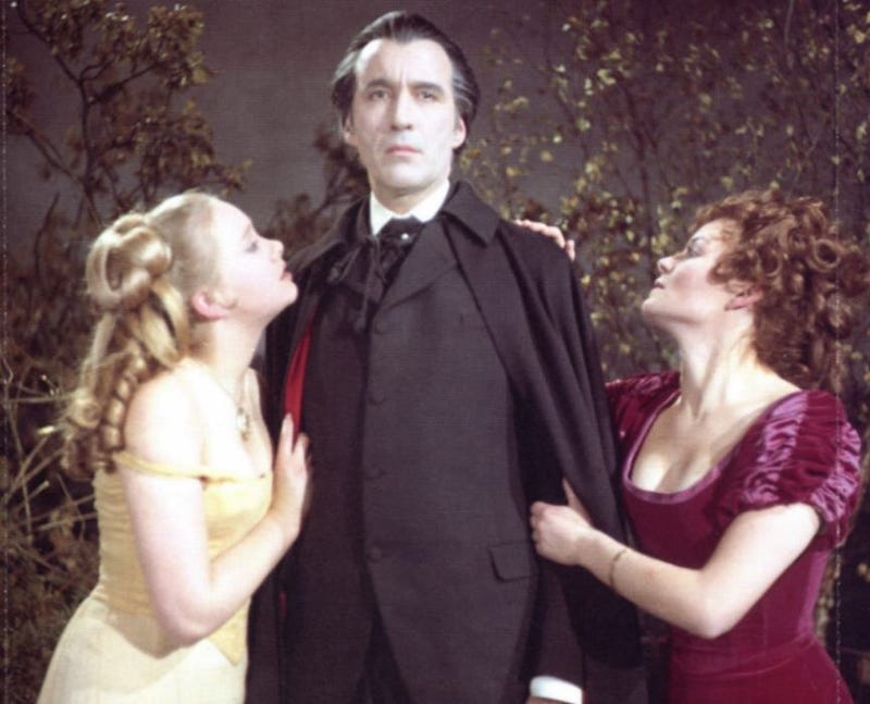 Anno Dracula's Kim Newman explains why there's not just one Dracula