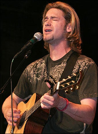 Bronson Arroyo Will Put Just About Anything In His Body