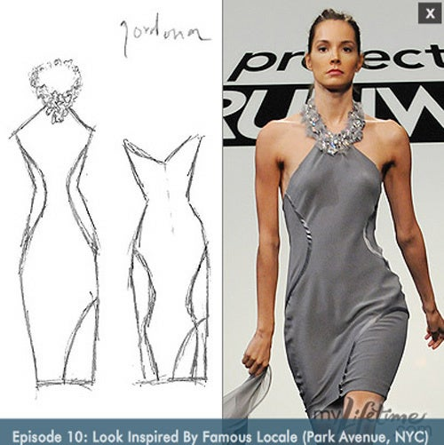 Project Runway: The Competition Is A Trip