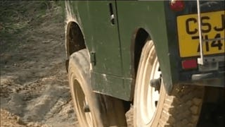 Learn The Techniques & Technology Of Off-Roading: Gentleman Style