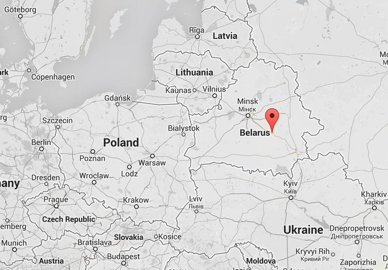 Photo: Russia deploys armed jets in response to NATO fighters in Poland