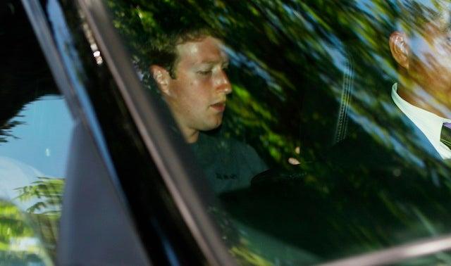 It's Mark Zuckerberg's 28th Birthday