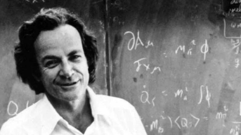 Watch a series of seven brilliant lectures by Richard Feynman