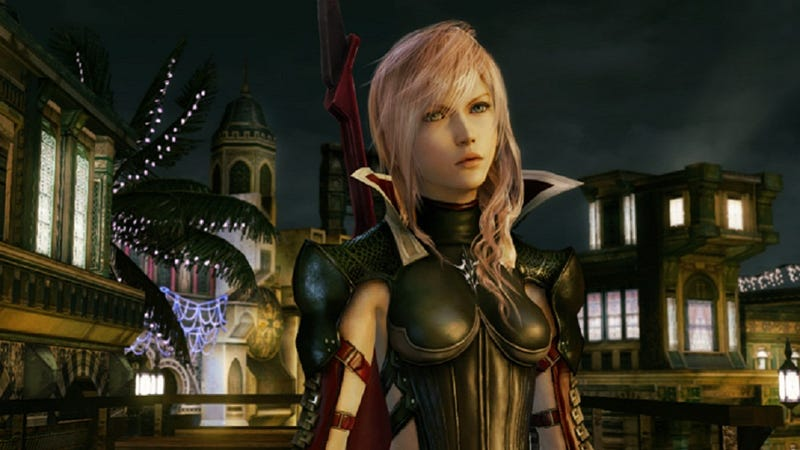 Okay. Yes. I'm Cautiously Excited For Lightning Returns: FFXIII.