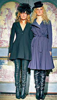 Sienna Miller And Sister Shock The World, Design A Clothing Line