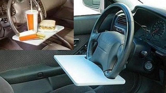 Ten amusingly dumb car inventions