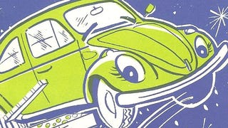VW's Only Officially-Approved Christmas Story Has A Jolly Green Beetle