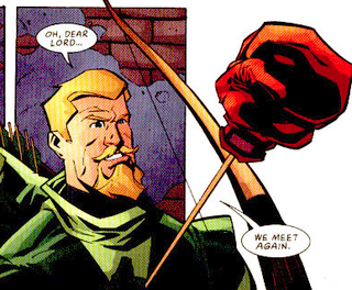 DC's Geoff Johns reveals if Arrow will ever fire the boxing glove arrow