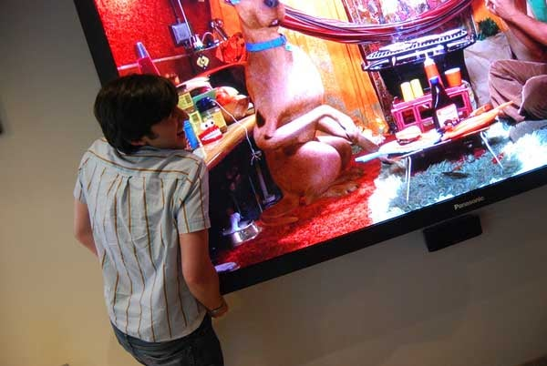 Ultimate 103-inch Plasma HDTV Play Date Roundup