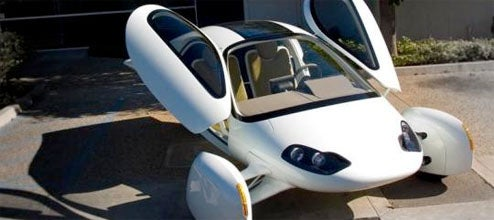 Aptera Electric Trikemobile Finds a Friend (and $2.75m) in Google