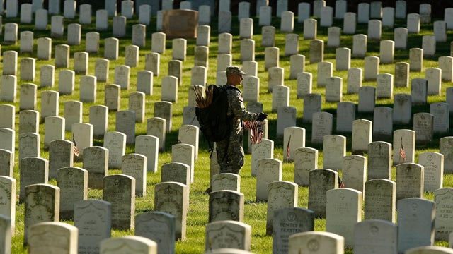 This Is Going To Sound Weird, But Did You Borrow $12m From Arlington Cemetery?