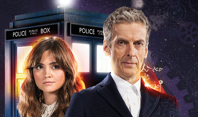 Here's the full list of Episode titles for Doctor Who Series 8