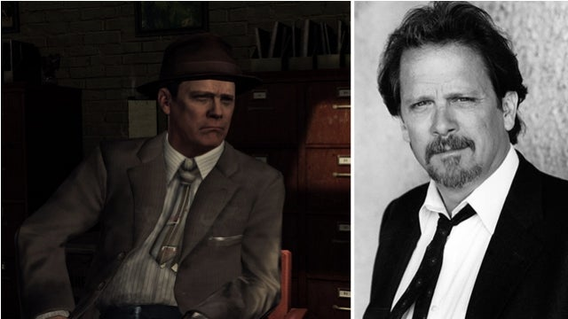 Does the Supporting Cast of L.A. Noire Look Familiar?