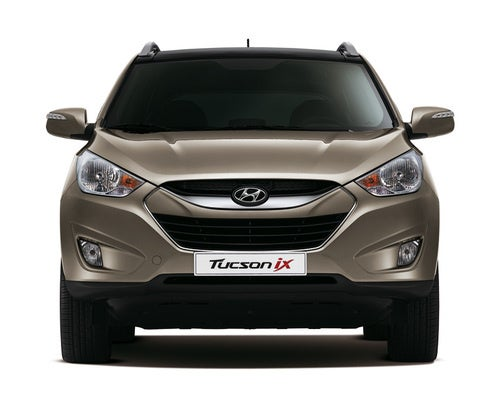 2010 Hyundai Tucson Revealed In More Photos