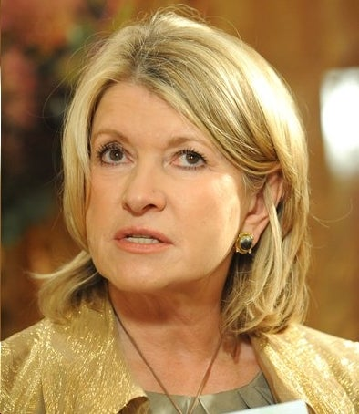 Are Martha Stewart and Bill Clinton Having Romantic Dinners Together?