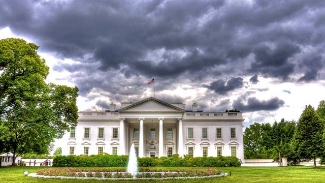 Secret Service Wondering Who Fired a Bullet Into the White House