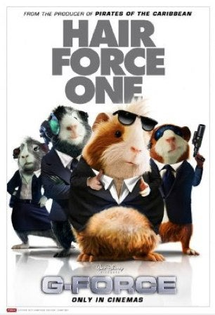 G-Force Trailer Reveals Imprisonment Story For Black Ops Guinea Pigs