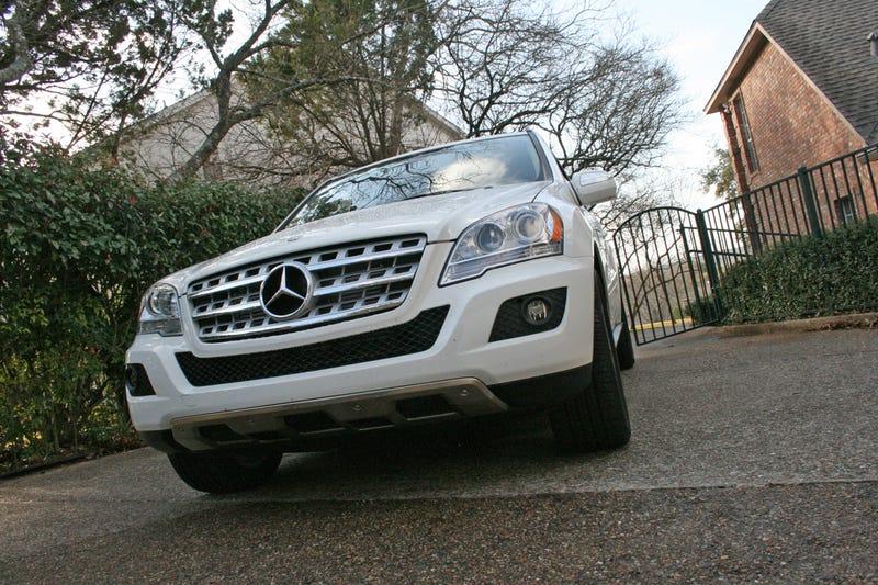 2009 Mercedes-Benz ML320 BlueTEC, Part One