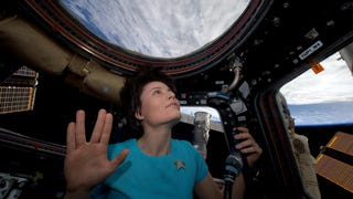 The loss of Leonard Nimoy is hitting hard. So many people working in science, particularly in astronomy and space science, were influenced by his early work as Spock on Star Trek. It's no surprise that the astronauts on the International Space Station have one final tribute to the ultimate science officer.