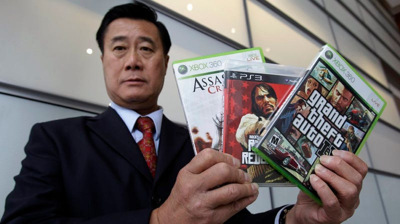 California Senator (Sorta) Sorry For Telling Gamers To 'Quiet Down'