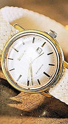 Bulova Watch Lost at Sea During WW2 Reunited with Owner After 67 Years, Still Ticking