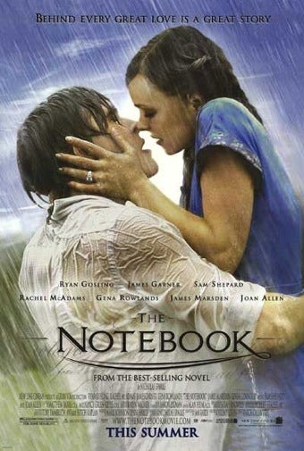 You Really Shouldn't Mess With Fans Of The Notebook