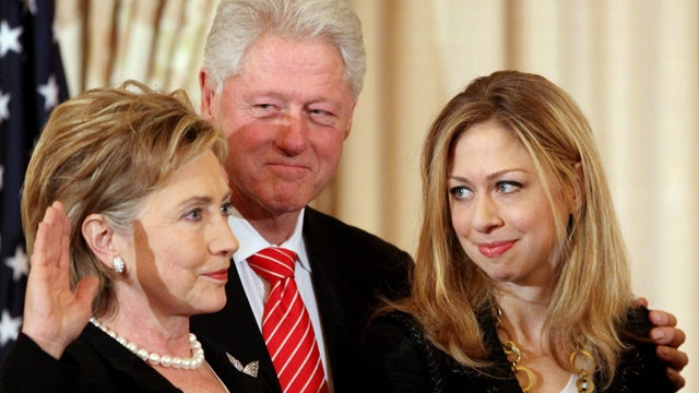 Chelsea Clinton Either Is Or Is Not Planning To Run For Congress