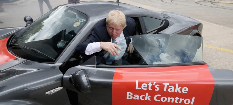 Boris Johnson Was The Worst Car Writer Of All Time