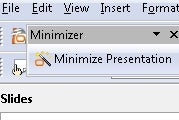Shrink PowerPoint/OpenOffice Slides with Sun Presentation Minimizer