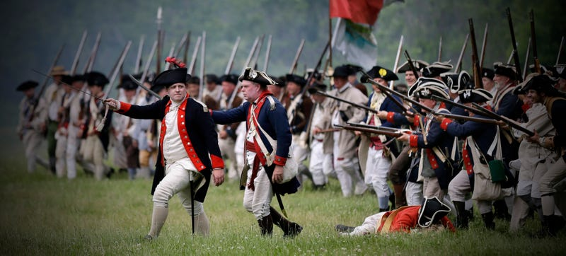 The Revolutionary War: By The Numbers