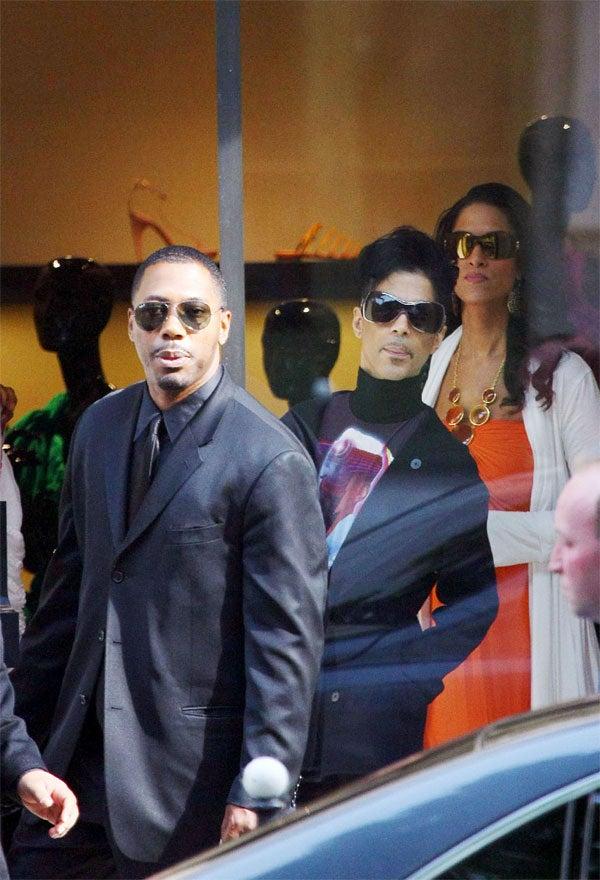 Prince: Paris Tiltin'