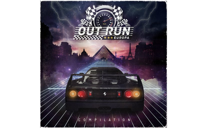 Outrun Europa - Take a Nightdrive on the Autobahn